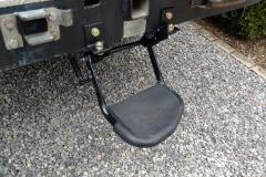 Land Rover Defender Tritt offen - landcruise.aholic.ch