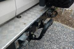 Land Rover Defender Tritt geschlossen - landcruise.aholic.ch